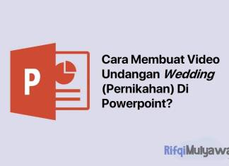 Gambar Apa Itu Video Bagaimana Cara Membuat Video Undangan Wedding Atau Pernikahan Di Microsoft Office Powerpoint Serta Link Download Templatenya