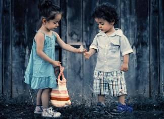 Gambar Kisah Tentang Perjanjian Anak Laki-Laki Dan Perempuan