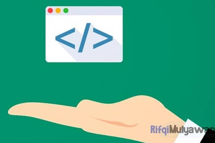 Ilustrasi Gambar Contoh Self Closing Tag Dalam HTML