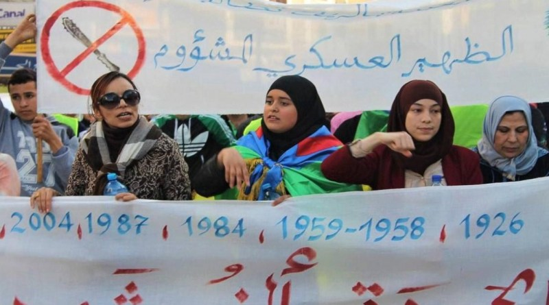 What is the King doing about the social unrest in Morocco?