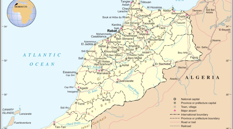 Increasing tensions between Morocco and Algeria?
