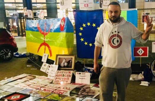 Marokko verhaftet den Belgier Wafi Kajoua zum zweiten Mal