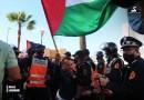 Gewaltsame Auflösung von Solidaritätsproteste mit Palästina (Video)
