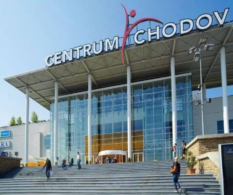 торговый центр Chodov прага
