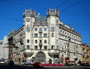 Экскурсия Доходные дома Петербурга: изнутри и снаружи