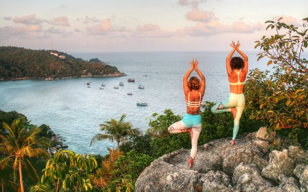 тайланд йога