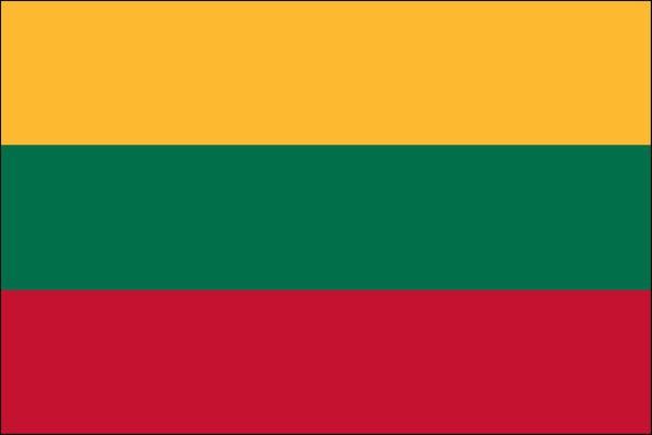 Lietuvas karoga vēsture