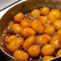 Brunede kartofler - opskrift på perfekte brunede kartofler