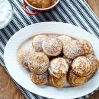 Æbleskiver med kærnemælk - nem opskrift på æbleskiver
