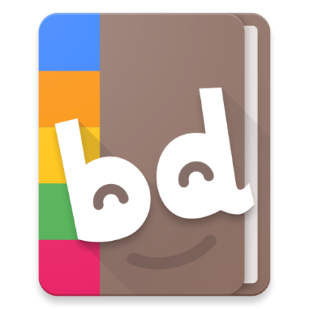 Book Dash Icon by Michael Cook