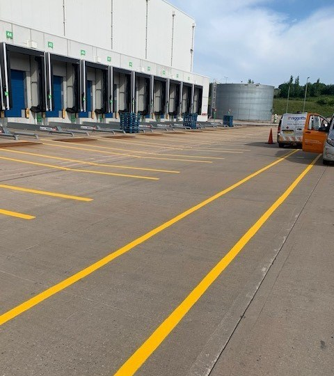 Rapid results for Rochdale Distribution Centre