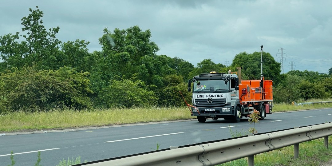New Road Markings and Infrastructure Improvements to the A47