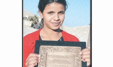 الطفلة-الفلسطينية-صالحة-حمدين