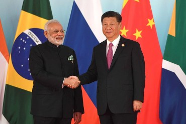 Indo-China Conflict | Xin and Modi