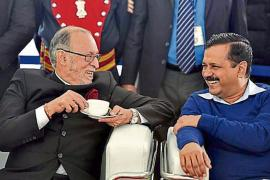 LG Delhi vs Kejri