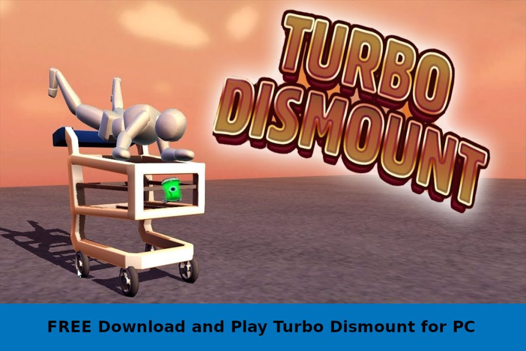 Heard of Turbo Dismount for PC, The Love Action Game? Learn how you can download and play Turbo Dismount for FREE - RightApp4u