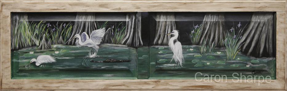 Last Turn Home – Caron Sharpe, artist