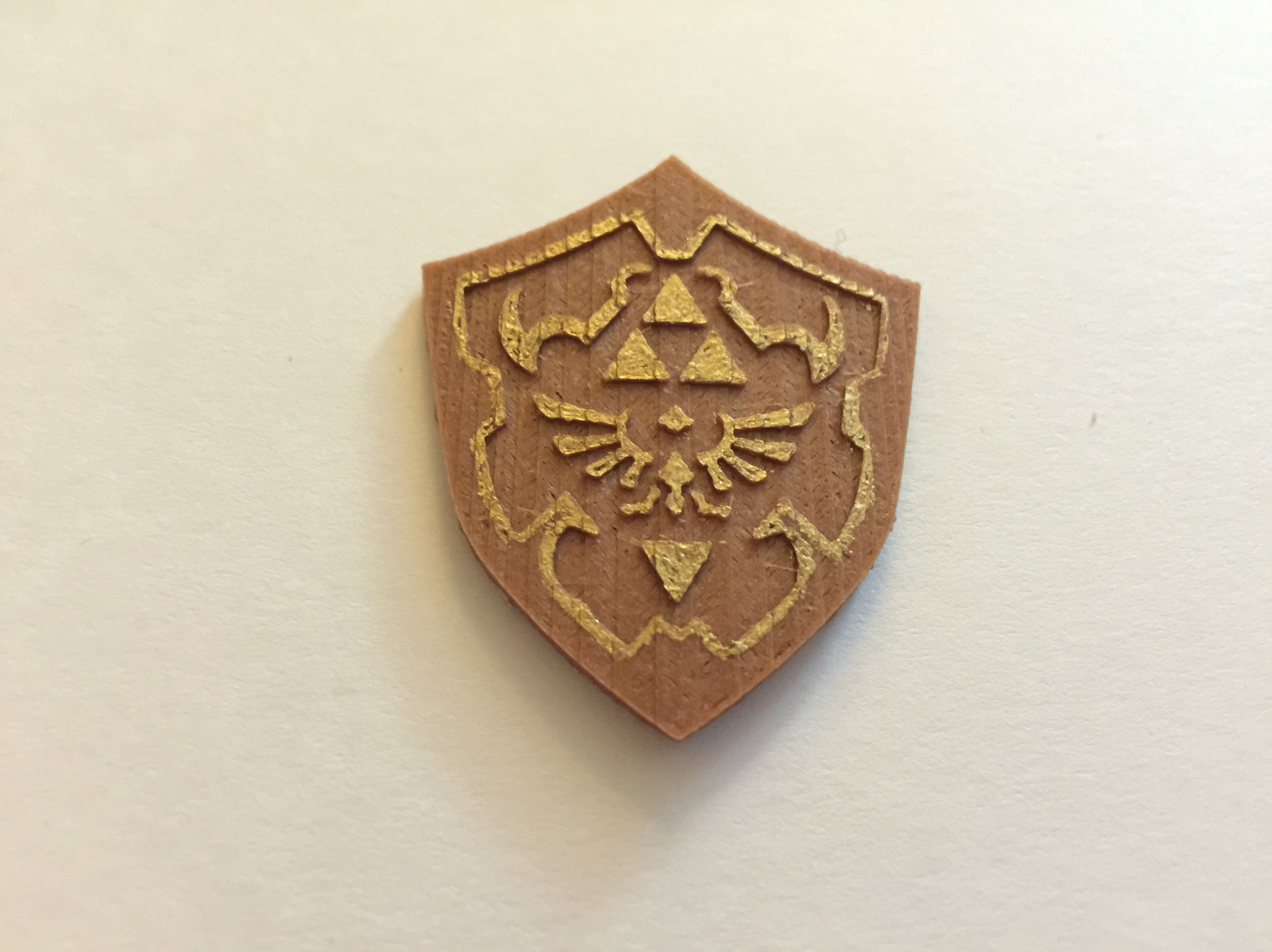 Hylian Shield(for groom)