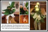 DIYvsPro Floral Arrangement