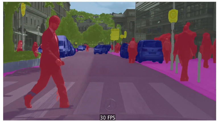 Semantic Segmentation & its Applications