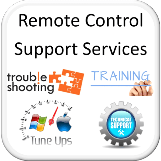Remote Control Support