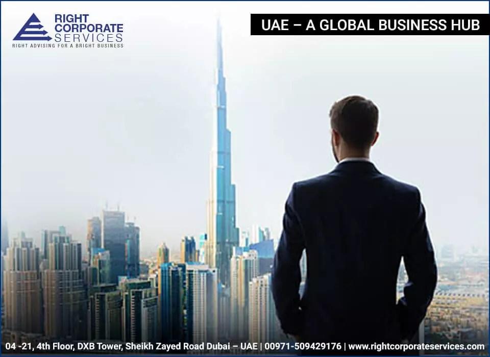UAE – A Global Business Hub