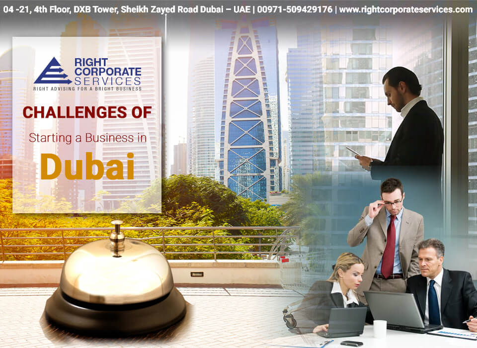 Challenges of Starting a Business in Dubai