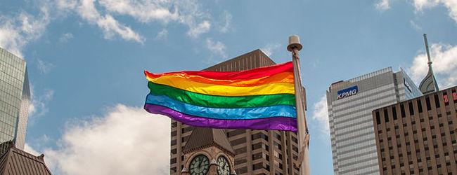 Gay Pride, IDAHO in Toronto, May 2014, Karen Stintz