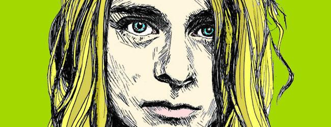 Kurt Cobain Sketch, Thomas Mikael