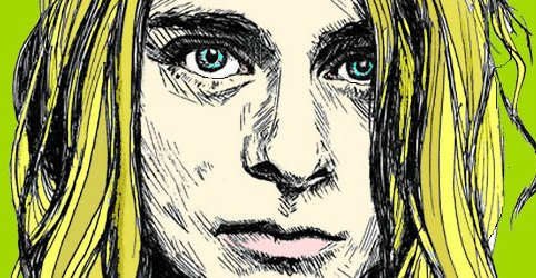 Kurt Cobain Sketch, Thomas Mikael