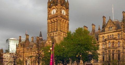 Manchester Town Hall, October 2010, David Dixon