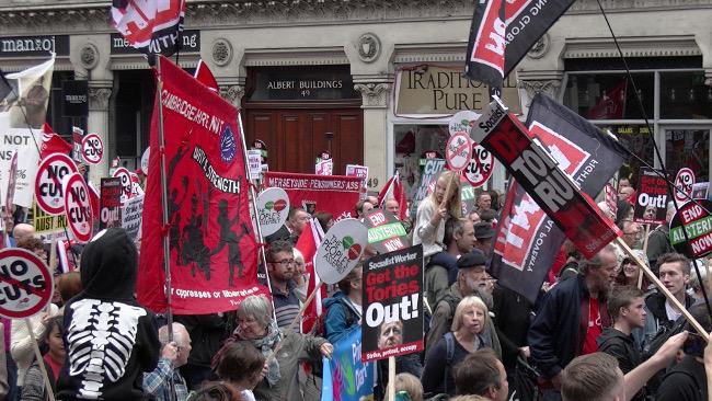 End Austerity Now, 20 June 2015, JC Servante