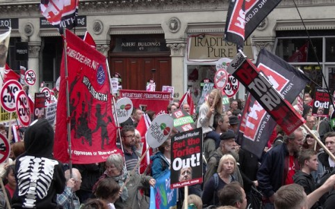 End Austerity Now, 20 June 2015, JC Servante