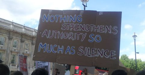 Human Rights Act Protest, May 30 2015