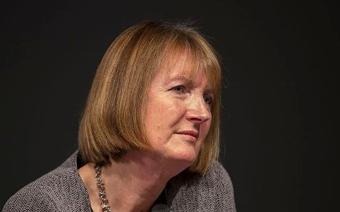 Harriet Harman in November 2014, by University of Salford