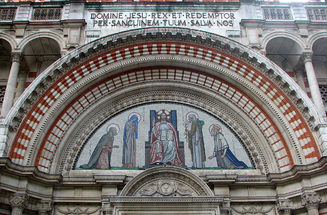 Westminster Cathedral, August 2007 by Bernard Gagnon