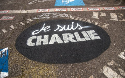 Je Suis Charlie, January 2015 by Thierry Ehrmann