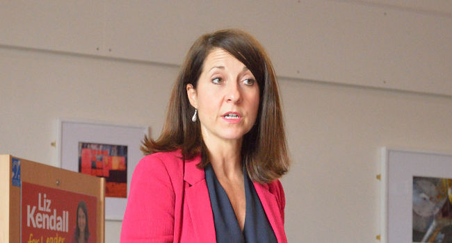 Liz Kendall, Bristol in August 2015, by Rwendland