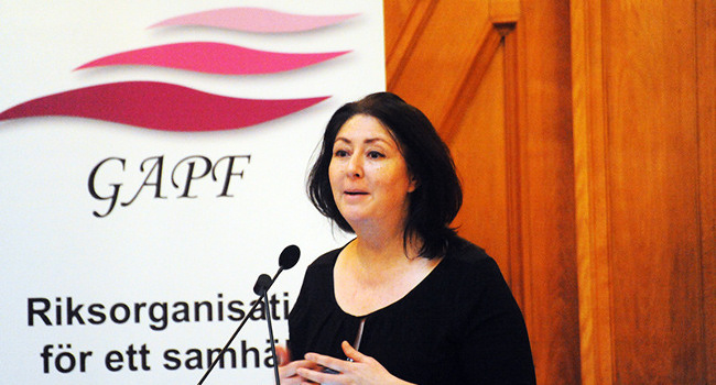 Maryam Namazie, January 2015 by Anders Henrikson