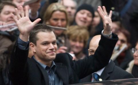 Matt Damon in Berlin, February 2007 by Thore Siebrands