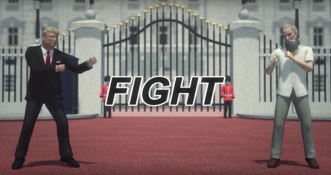 Trump vs Corbyn, by TomoNews US
