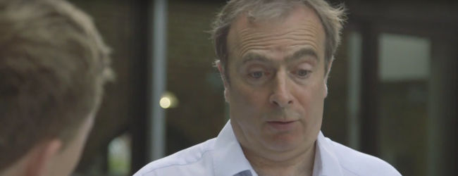 Peter Hitchens and Owen Jones, screencap via Owen Jones