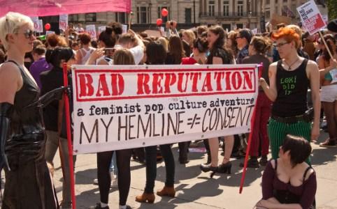 Slutwalk London, June 2011 by Garry Knight
