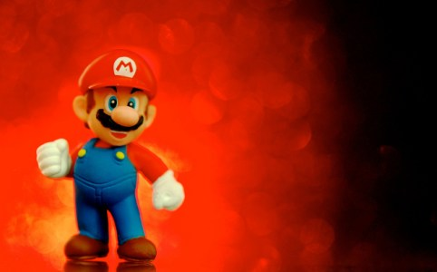 Super Blast Mario, July 2012 by JD Hancock