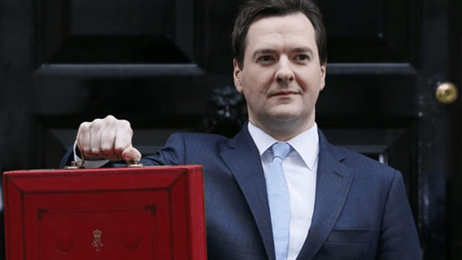 George Osborne, Trade Mission, January 2014 by Lee Davy