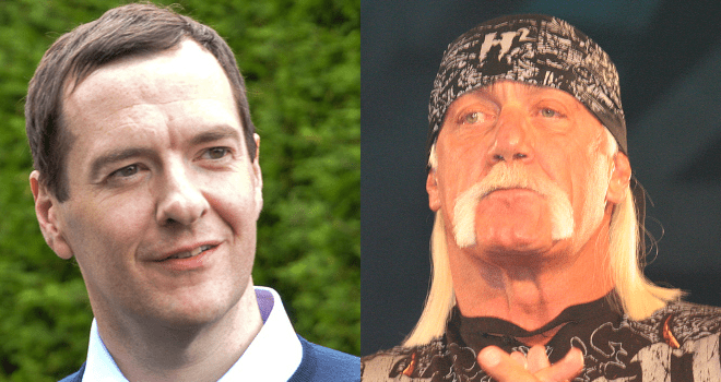 RD E38, George Osborne and Hulk Hogan
