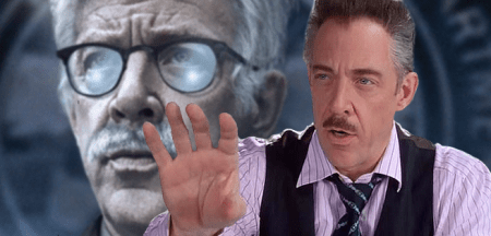 What J.K. Simmons Could Look Like As Commissioner Gordon by Boss Logic via Comicbook.com