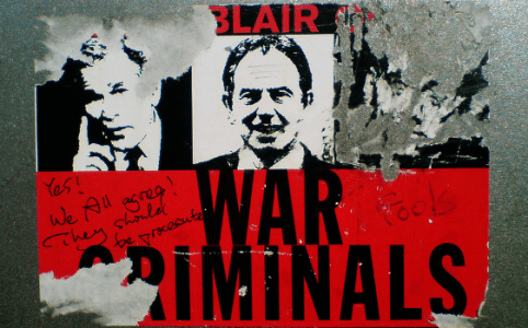 War Criminals, April 2007 by Fabio Venni