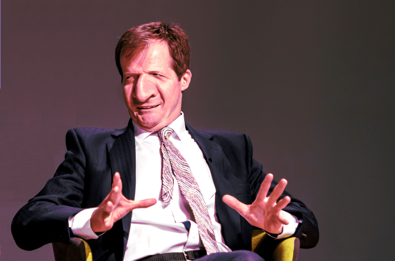 Alastair Campbell via Salford Uni