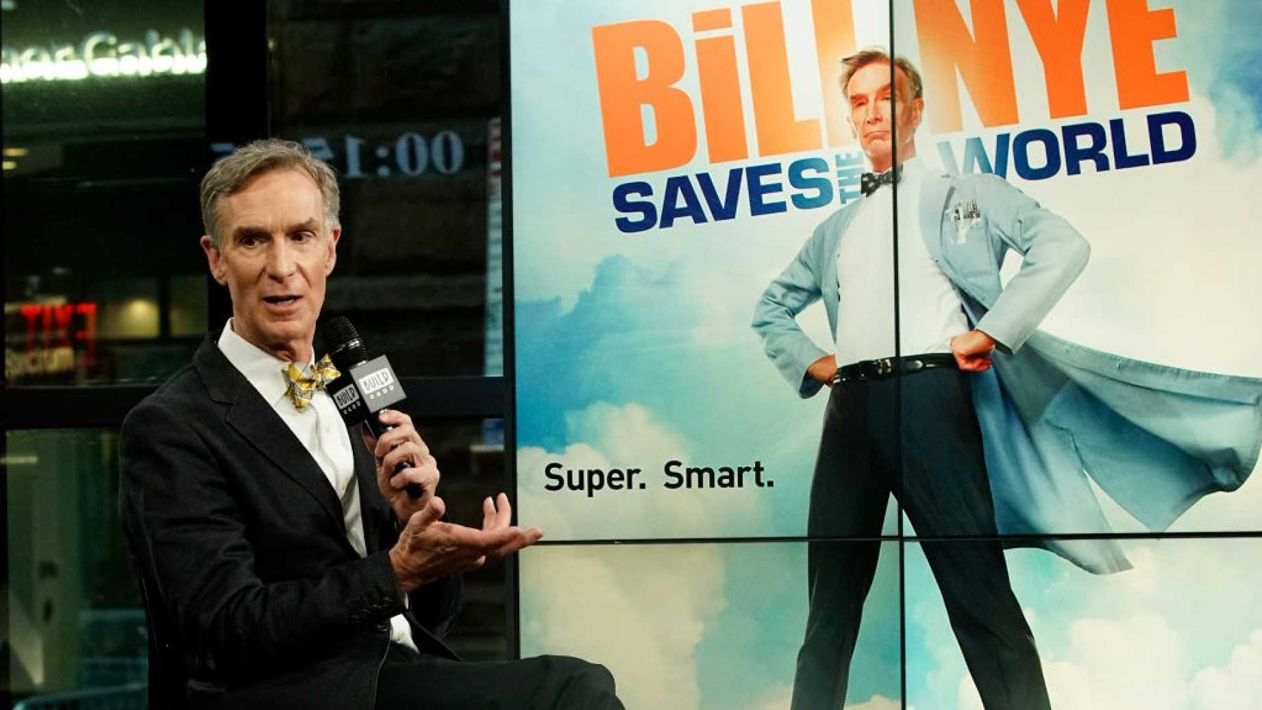 Bill Nye Old People Have To For Us To Stop Global